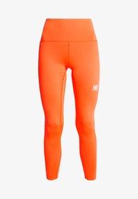 HIIT - BONNIE CORE LEGGING - Legginsy - orange - 4