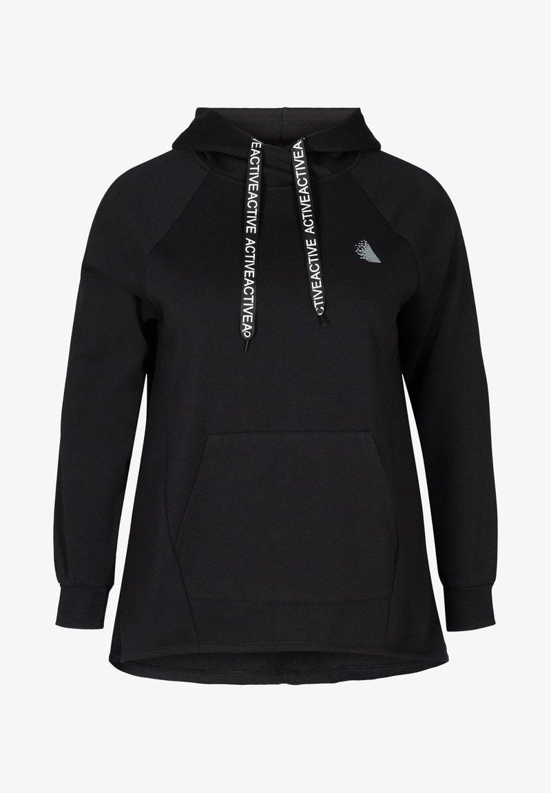 Active by Zizzi - Sweatshirt - black