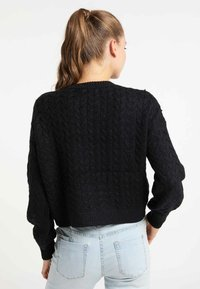 myMo - Jumper - black - 2