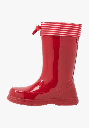 PIPO NAUTICO UNISEX - Wellies - rojo/red