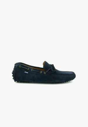 CITY DRIVERS - Moccasins - navy