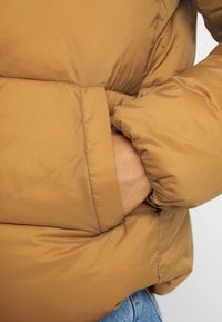 ONLY Tall - ONLNINA QUILTED JACKET - Vinterjakker - toasted coconut - 5