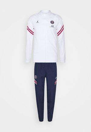 PARIS ST. GERMAIN  - Club wear - white/midnight navy/midnight navy