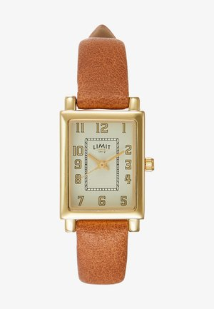 LADIES STRAP WATCH - Hodinky - brown