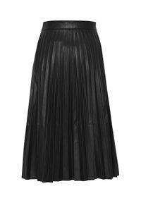 ICHI - IHLOVITA  - Jupe trapèze - black - 6