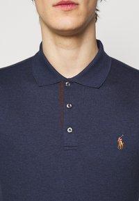 Polo Ralph Lauren - PIMA - Polo - spring navy heather - 5