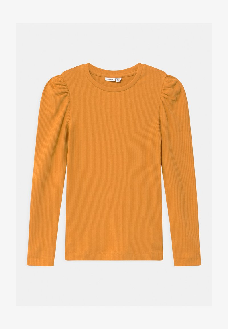 Name it - NOOS - Long sleeved top - spruce yellow