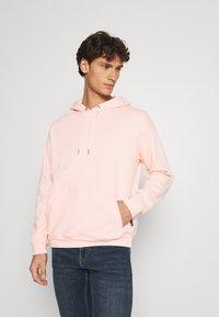 YOURTURN - 2 PACK UNISEX - Hoodie - white/pink - 3