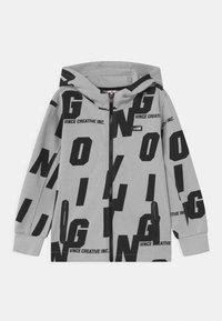 Vingino - ONTASH - Sweater met rits - deep black - 0