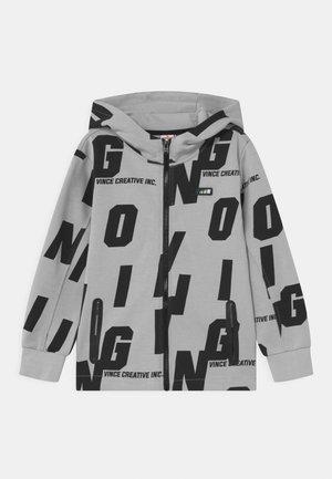ONTASH - Zip-up hoodie - deep black