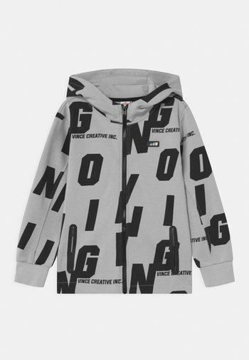 ONTASH - Sweater met rits - deep black