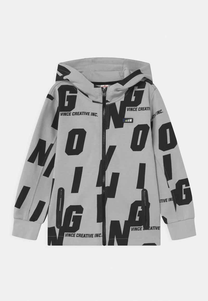 Vingino - ONTASH - Sweater met rits - deep black