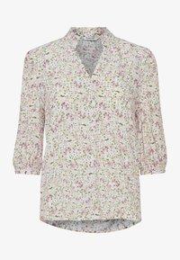 b.young - BYFLAMINIA - Button-down blouse - fuchsia pink mix - 5