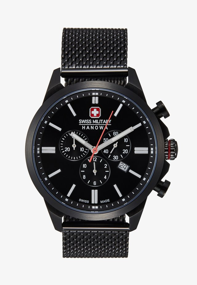 CLASSIC - Chronograph watch - black