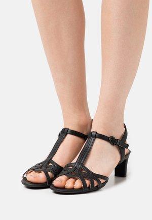 OLEA BASIC - Sandals - black