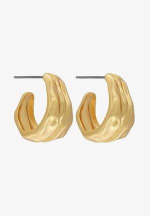 AUDREY - Korvakorut - gold plating