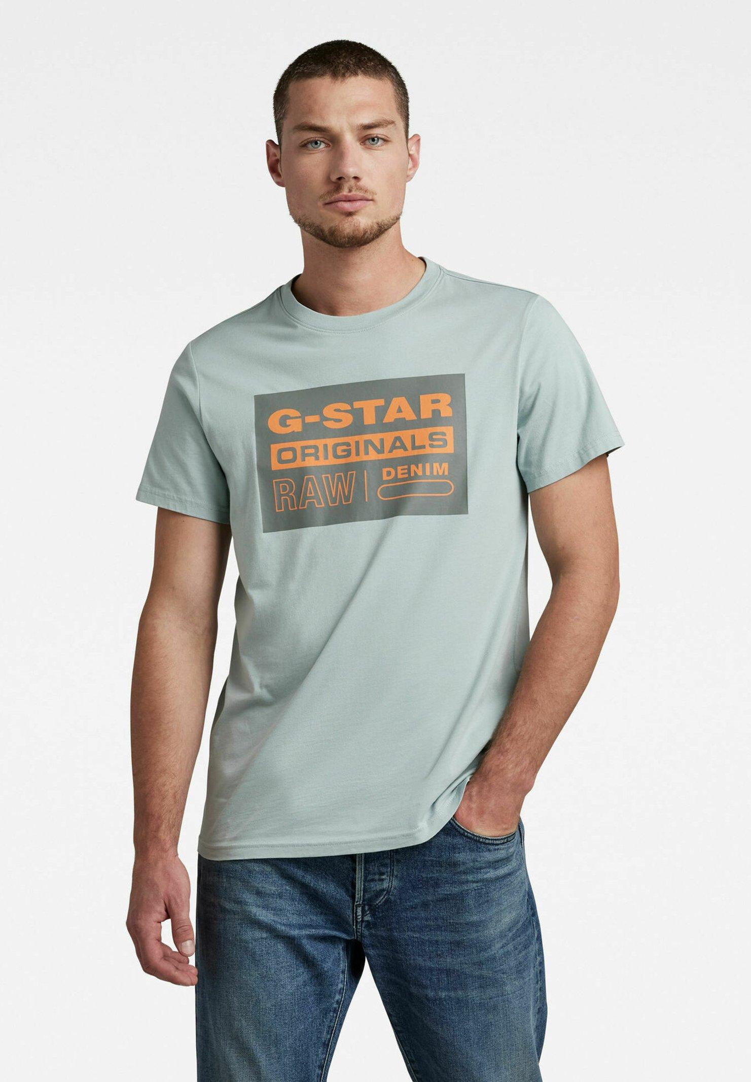 Herren ORIGINALS LOGO - T-Shirt print