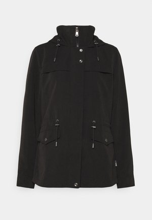 ONLNEWSTARLINE SPRING JACKET - Summer jacket - black