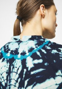 Proenza Schouler White Label - CLASSIC SHORT SLEEVE - T-Shirt print - dark blue - 5