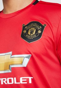 adidas Performance - MANCHESTER UNITED - Club wear - real red - 7