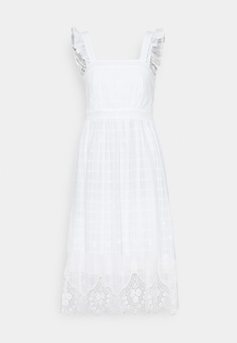Forever New - MELODY CUTWORK SUNDRESS - Day dress - porcelain