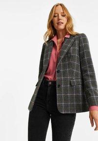 WE Fashion - Blazer - dark grey - 0