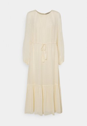 REBECCA - Day dress - beige