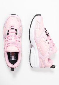 Tommy Jeans - HERITAGE  - Sneakers - romantic pink - 3