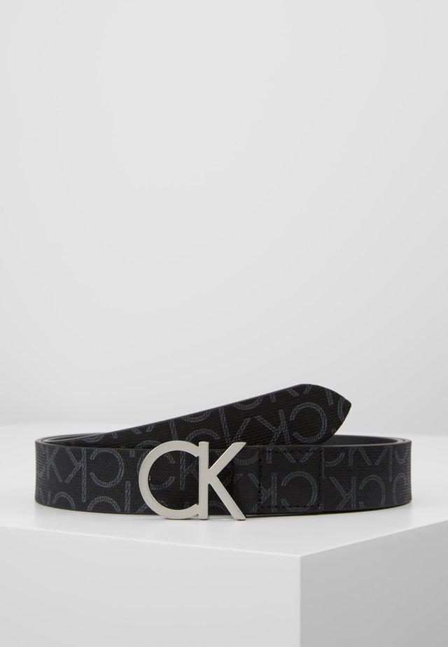 MONO BELT - Belt - black mono