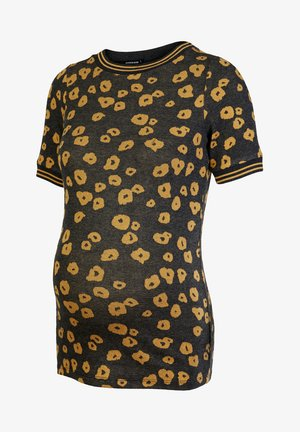 POPPY - T-shirt print - honey mustard