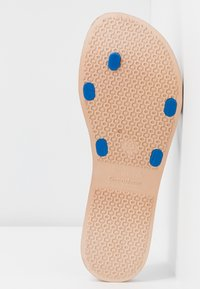 Ipanema - KIREI  - Varvassandaalit - beige/blue - 6