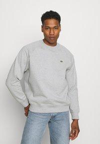 Lacoste LIVE - UNISEX - Sweatshirt - heather wall chine - 0