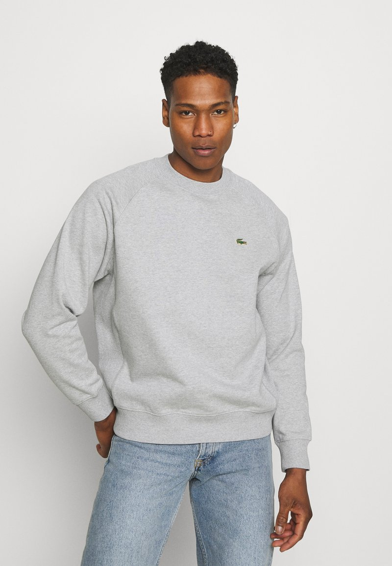 Lacoste LIVE - UNISEX - Sweatshirt - heather wall chine