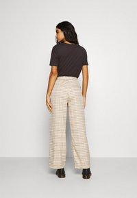 Fashion Union - TROUSER - Kalhoty - beige - 2