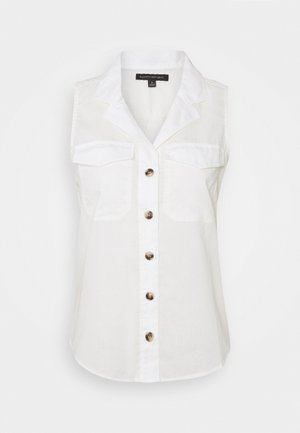 UTILITY RESORT COLLAR - Button-down blouse - snow day