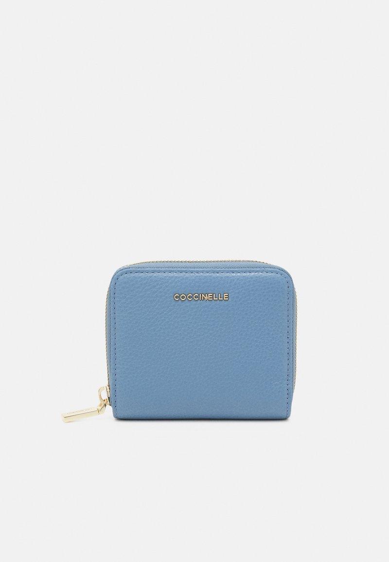 Coccinelle - SOFT - Wallet - pacific blue