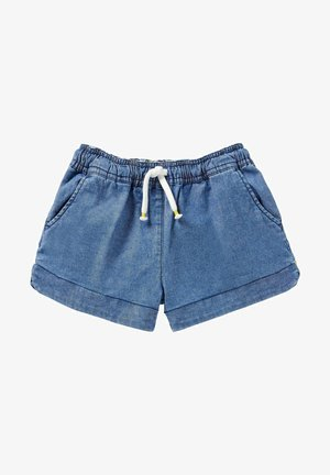 Denim shorts - faux-uni