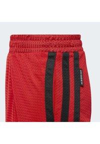 adidas Performance - Sports shorts - scarle - 6