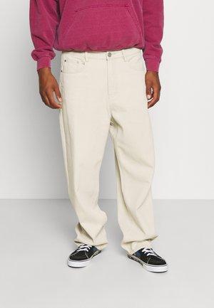 HEAVY TROUSER - Pantaloni - neutral