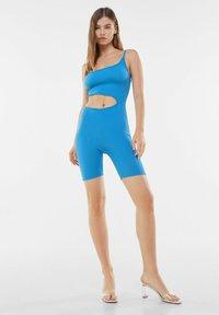 Bershka - Jumpsuit - blue - 1