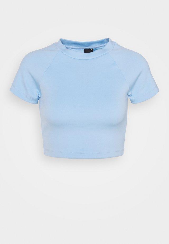 EMBER - Print T-shirt - blue bell