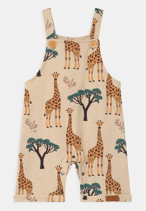 ROMPER GIRAFFES UNISEX - Jumpsuit - orange