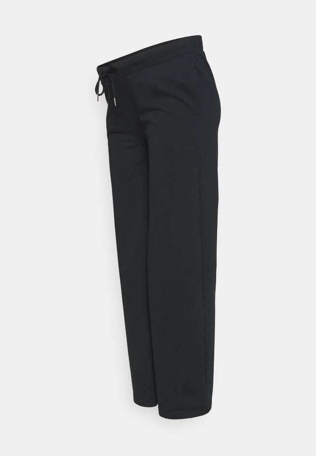 UNDERBUMP wide leg sweatpants - Joggebukse - black