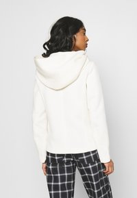 ONLY - ONLSEDONA LIGHT SHORT JACKET - Lett jakke - antique white melange - 2