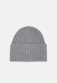 Filippa K - CORINNE HAT - Čepice - warm grey - 1