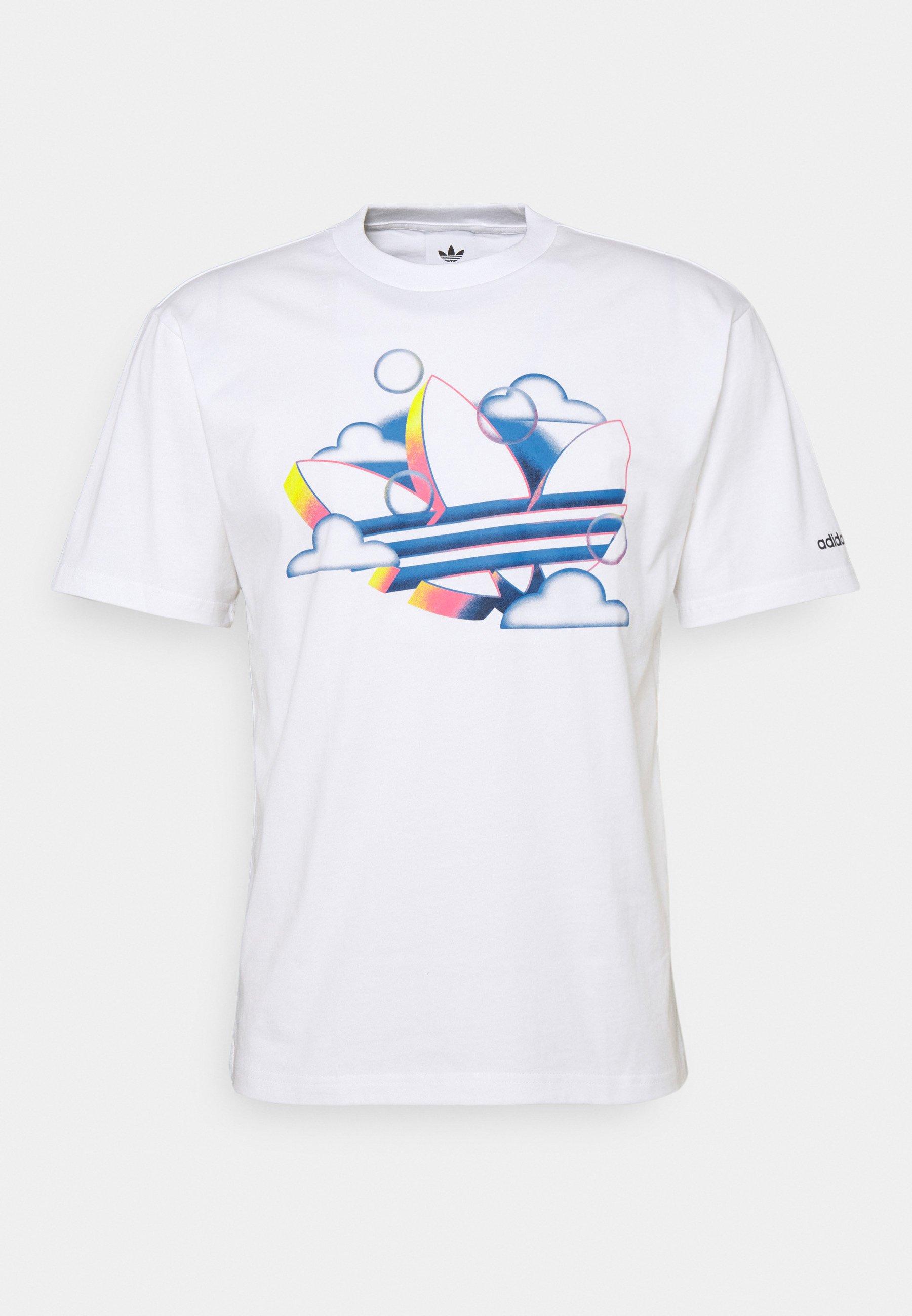 Men SUMMER TREFOIL - Print T-shirt