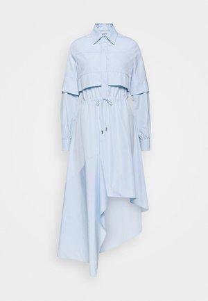 KALEVA - Košilové šaty - light blue