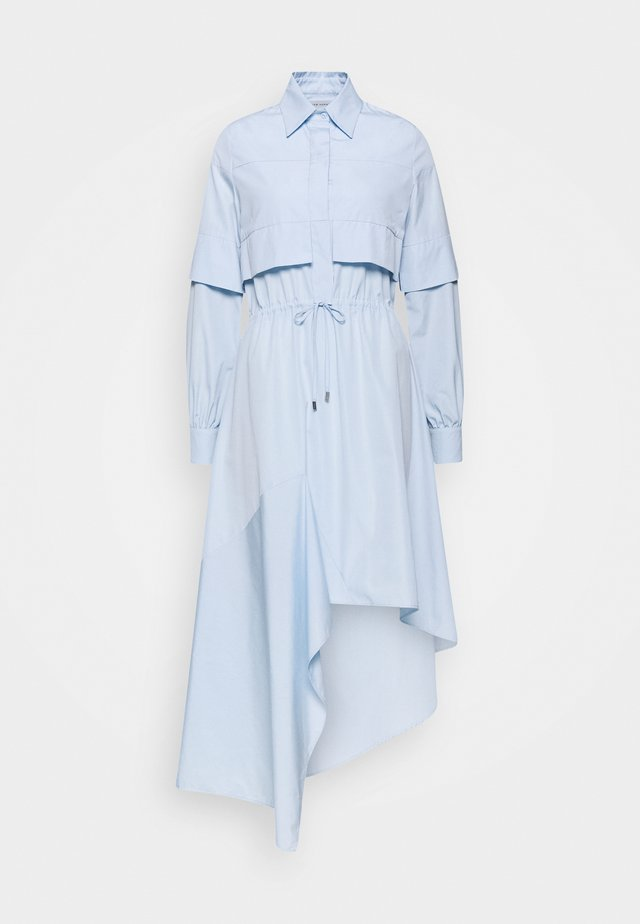 KALEVA - Abito a camicia - light blue