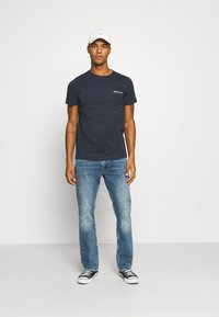 Replay - TEE - T-shirt basic - blue - 1
