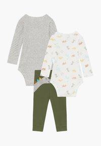 Carter's - DINO BABY 2 PACK SET - Kalhoty - multi-coloured - 1